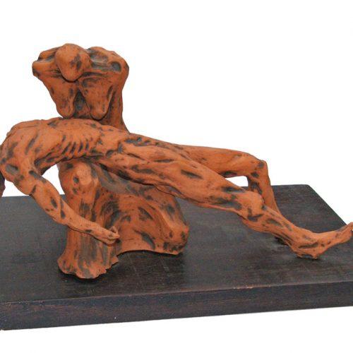 Pietá - Cerâmica
