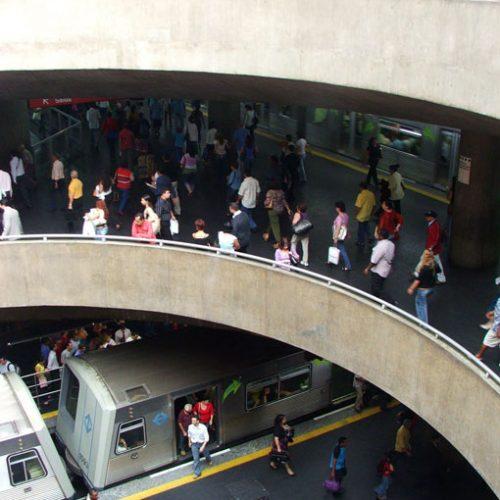 São Paulo - metrô sé