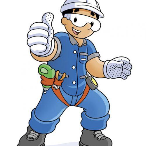 personagem empresa de construção Civíl