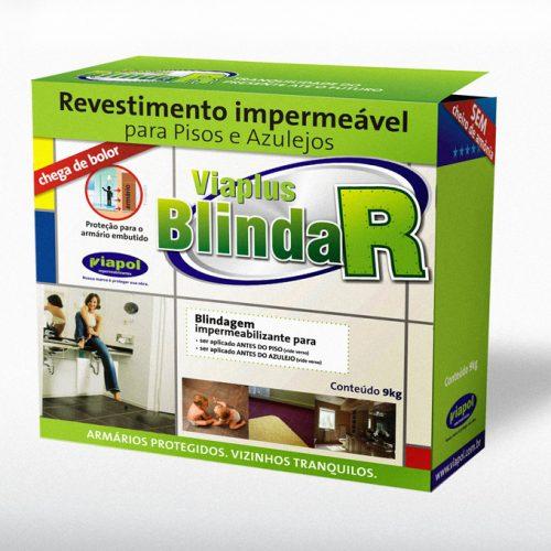 Embalagem Blinda - Viapol