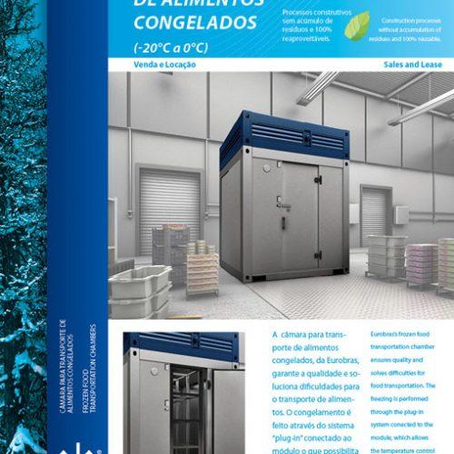 Portfólio de produtos Eurobras