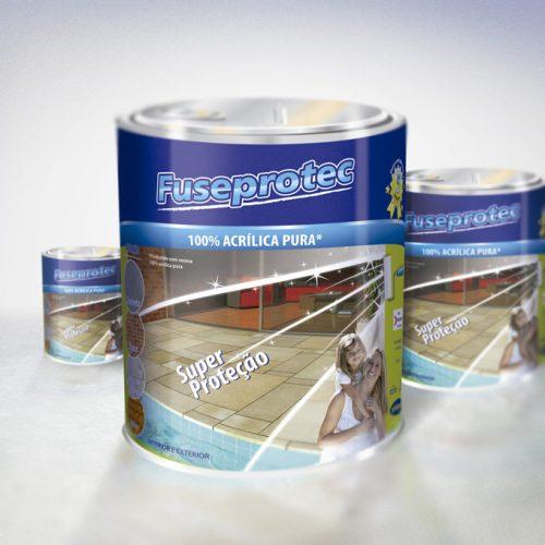 Embalagem Fuseprotec - Viapol