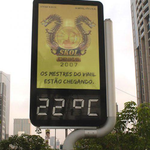 publicidade original rua - São Jorge