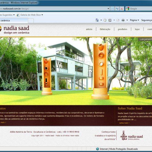 Site Nadia Saad