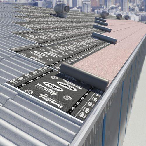 estrutura telhado - Viapol